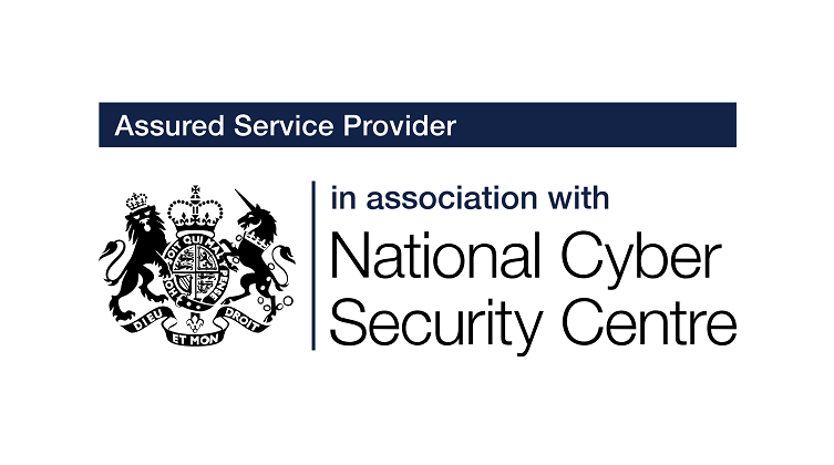Assured Service Provider, in association with National Cyber Security Centre